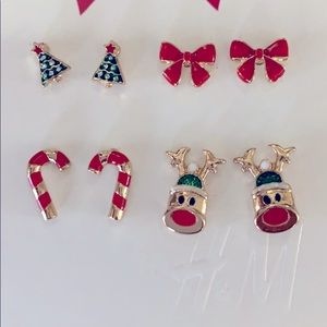 NEW H&M Holiday Earrings!🎄🎄🎄